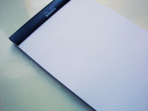 Interior Dot Pad Rhodia