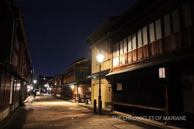 kanazawa geisha tea house
