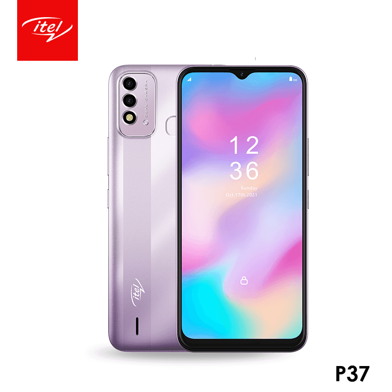 itel P37 with 5,000mAh battery launches in the Philippines, priced at PHP 3,699