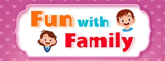 Fun With Family All Activity PDF Download