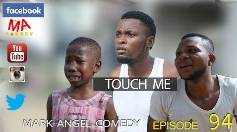 Emmanuella Comedy Skit: Touch Me (Mark Angel Comedy)