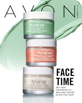avon catalog face time sale flyer