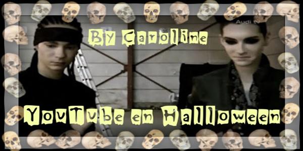 YouTube en Halloween