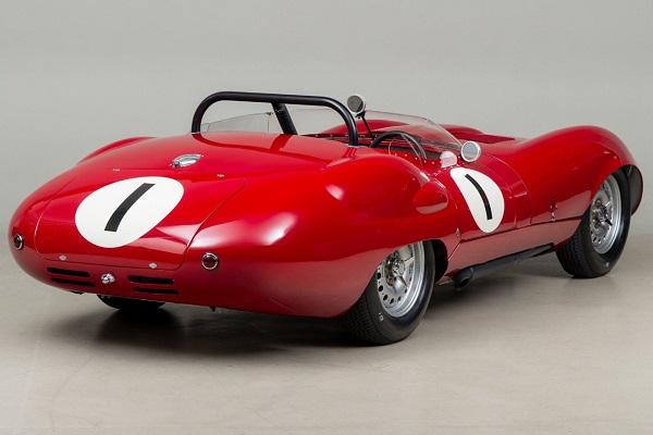Lister Costin 1959 Prototipo