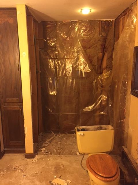 The Chalet: Tetanus & The Upstairs Bathroom   STEPHANIE\'S BOOKMARK