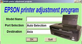 Reseter Printer T13