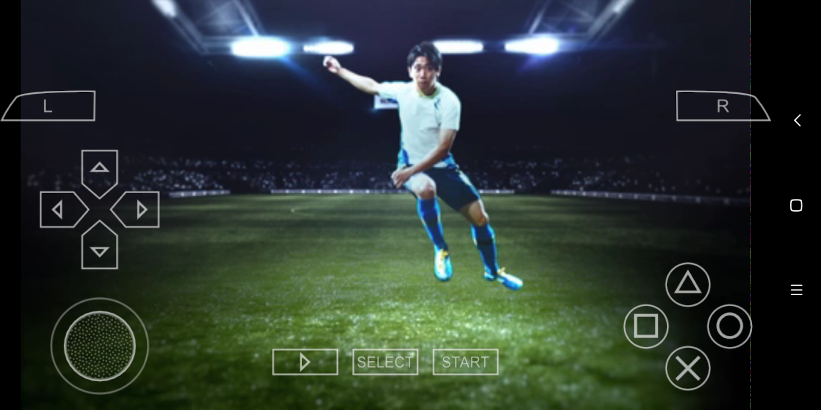 WORLD SOCCER WINNING ELEVEN 2012 for Android