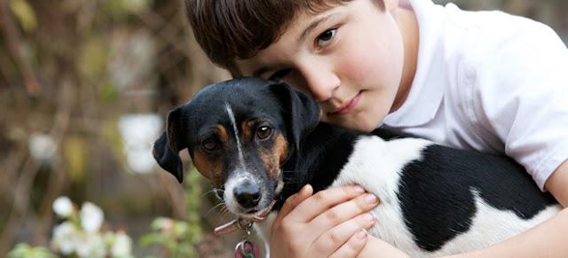 Παιδιά με αυτισμό μπορεί να ωφεληθούν από την παρέα με ένα σκύλο
