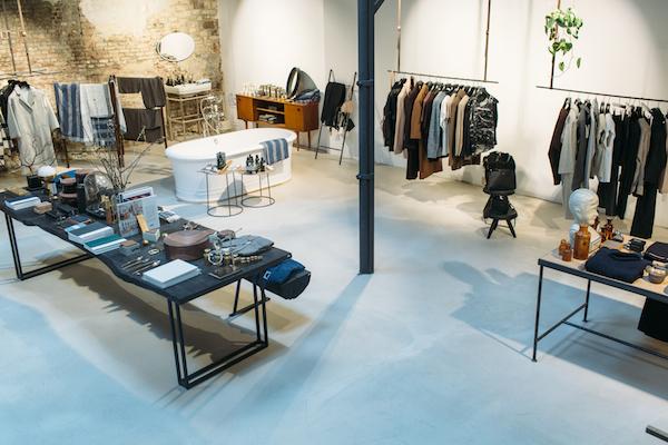 Vosgesparis st vincents conceptstore in antwerp for Interieur design antwerpen