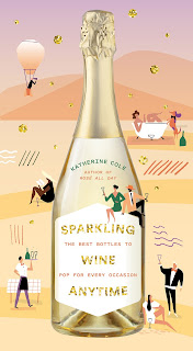 Review of Sparkling Wine Anytime by Katherine Cole