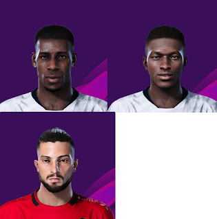 PES 2021 Facepack 3 by GD