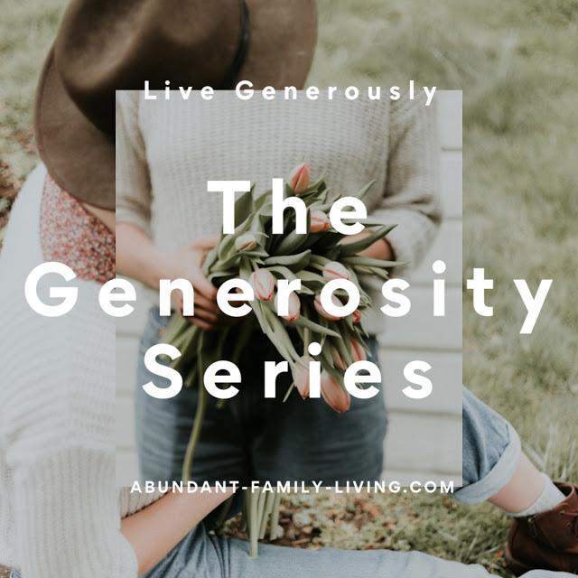 Geneorus Living - Generosity