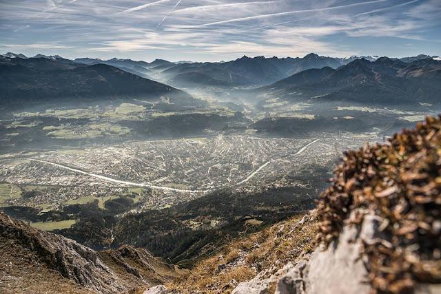Singletrail Nordkette Innsbruck MTB