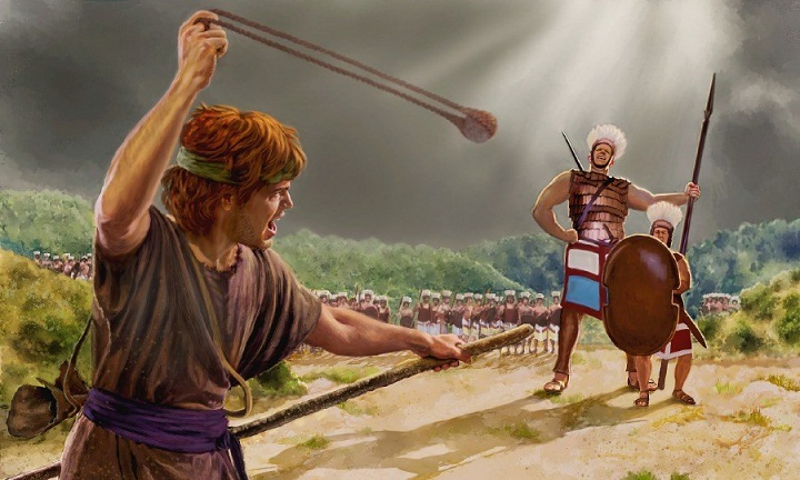 Kisah Nabi Daud (2): Menjadi Raja dan Petarung Tak Terkalahkan