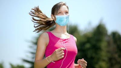 ¿Correr con mascarilla?: corredores deben guardar distancia de 6 metros