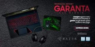 Cadastrar Promoção Samsung e Razer Compre Ganhe Kit Gamer - Garanta Sua Glória
