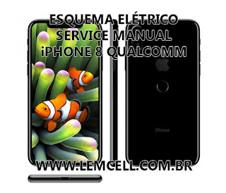 Esquema-Elétrico-Smartphone-Celular-iPhone-8-chipset-Qualcomm-Manual-de-Serviço-Service-Manual-schematic-Diagram-Cell-Phone-Smartphone-iPhone-8-chipset-Qualcomm