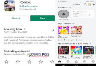[REVIEW] Game ROBLOX - Menurut saya?
