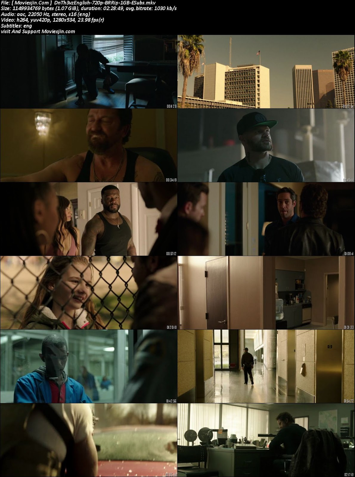 Watch Online Den of Thieves 2018 BRRip 400MB UNRATED English 480p ESub Full Movie Download Khatrimaza, free download 9xmovies,