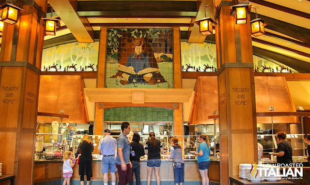 Grand Californian Storytellers Breakfast