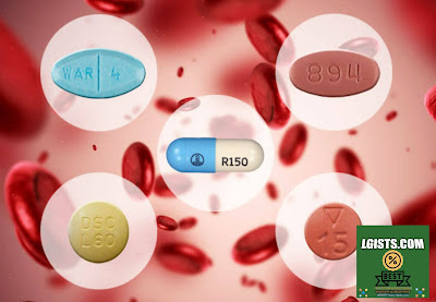 blood thinners medicine