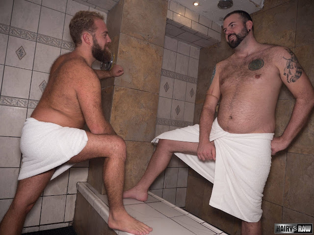 Hairy and Raw - Kosher Pig and Aiden Storm