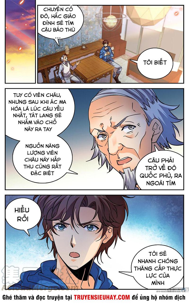 Toàn Chức Pháp Sư chap 580 - Trang 8