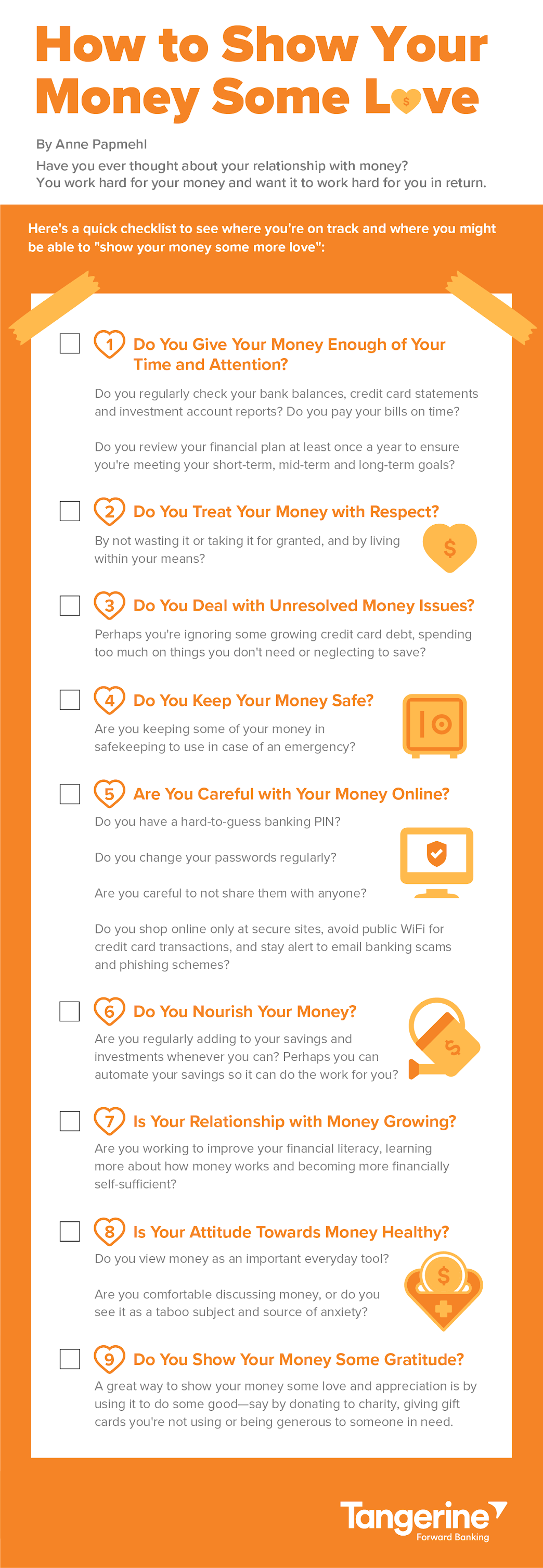 How to Show Your Money Some Love #infographic #Love & Money #Relationship #Dating and love