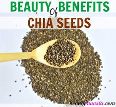 how to use chia seed for face mask