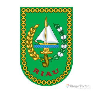 Provinsi Riau Logo vector (.cdr)