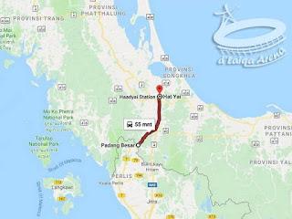 Padang Besar - Hat Yai