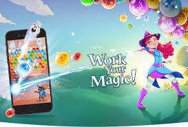 Images Game Bubble Witch 3 Saga Apk