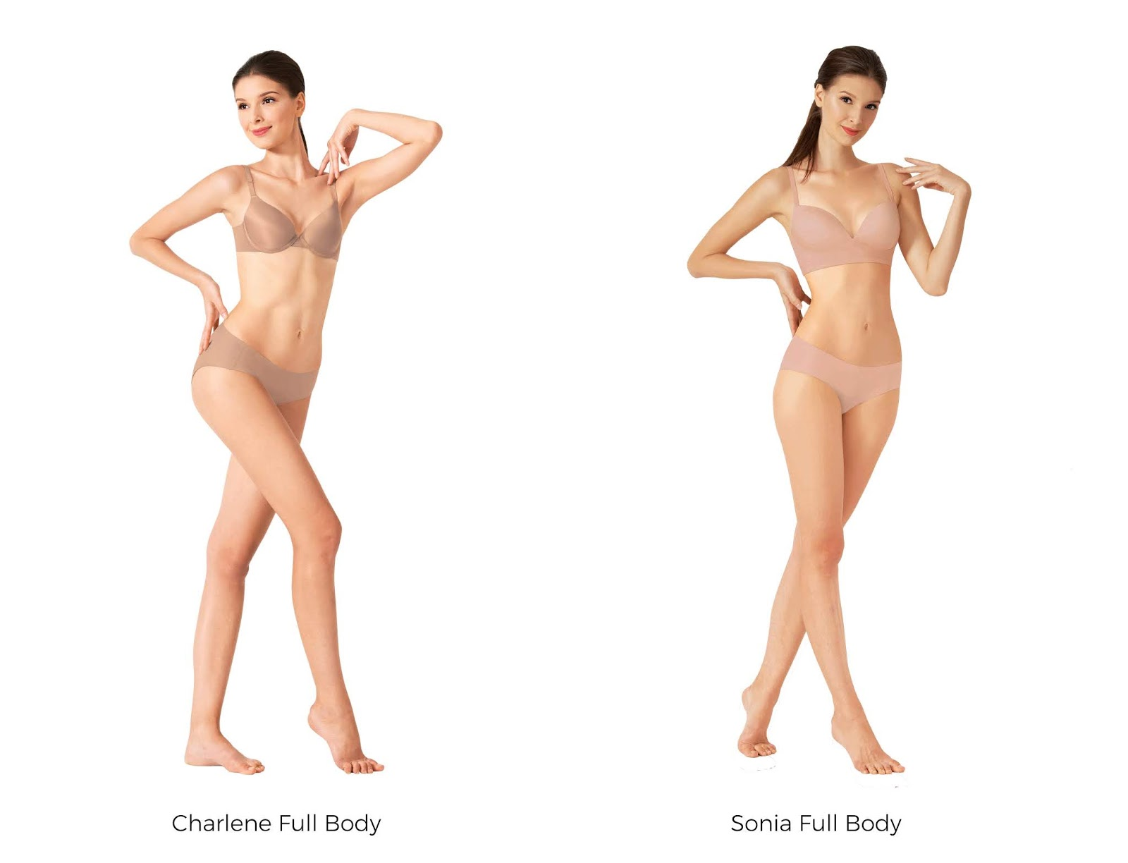 AVON FASHIONS' NEW BODY ILLUSION IS YOUR LIGHTEST, MOST COMFORTABLE UNDERWEAR EVER