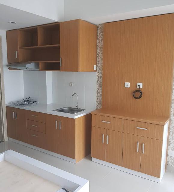 Kitchen Set Kayu Sidoarjo