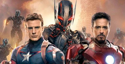 WATCH: Avengers: Age of Ultron Official Trailer goes Viral