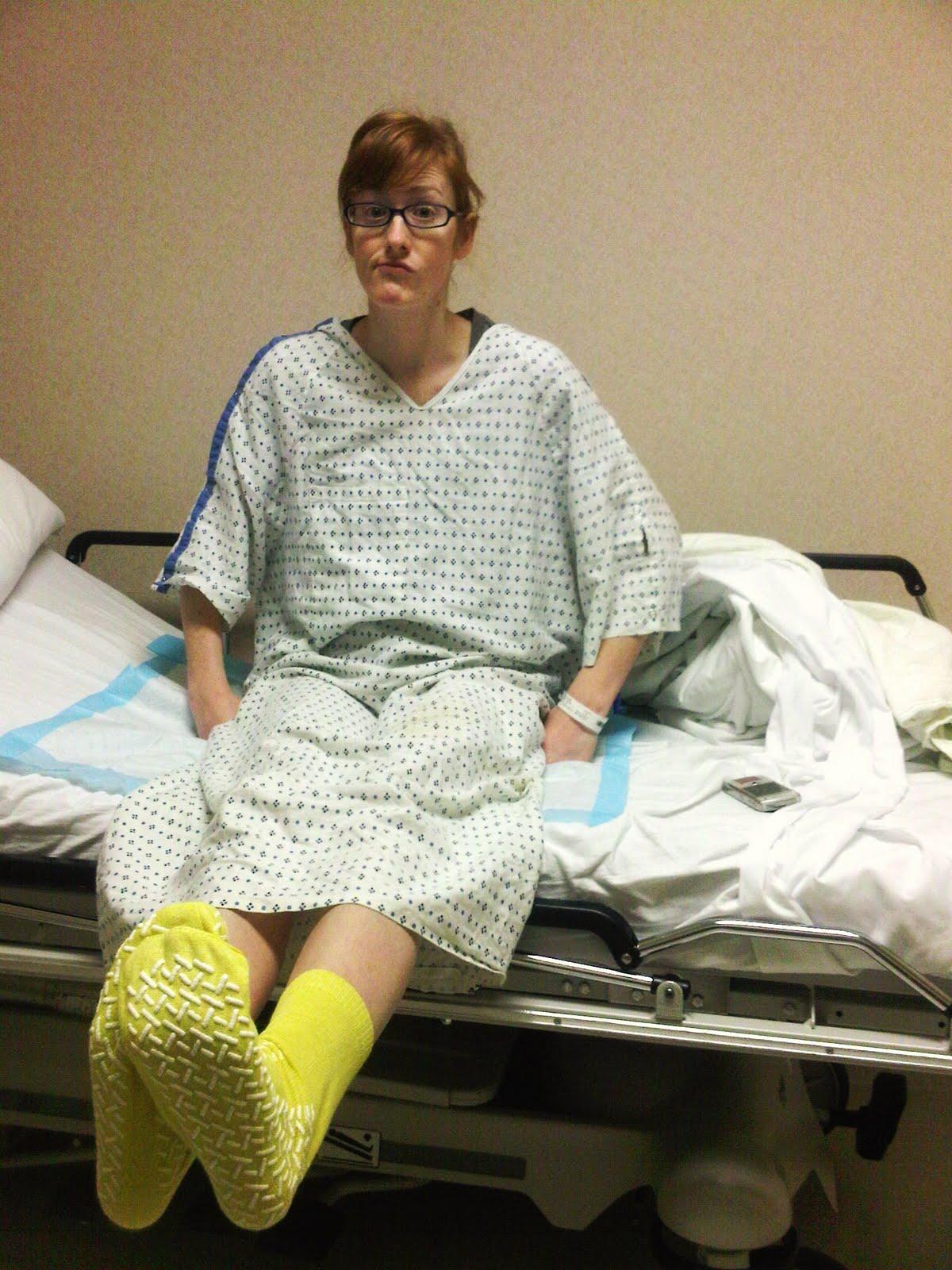 Colonoscopy Room: Jillyn's Cancer Journey: ER Visit & Colonoscopy