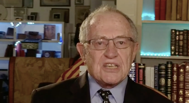 DERSHOWITZ: Shame on MUELLER