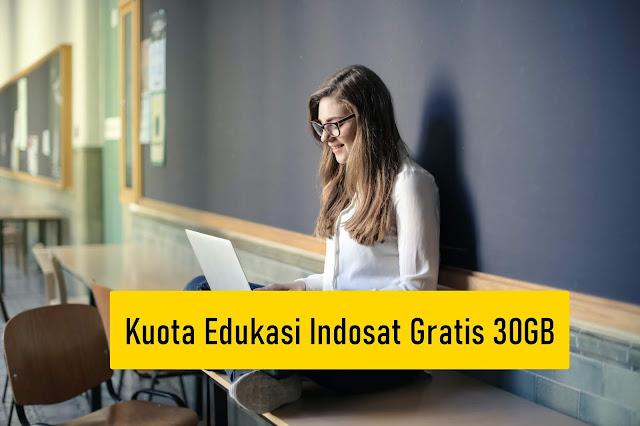 Cara Mendapatkan Kuota Indosat Gratis 30GB