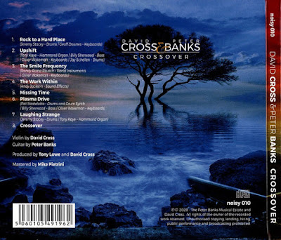 David Cross & Peter Banks - Crossover