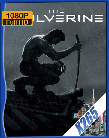 The Wolverine [EXTENDED CUT] [2013] [Latino] [1080P] [X265] [10Bits][ChrisHD]