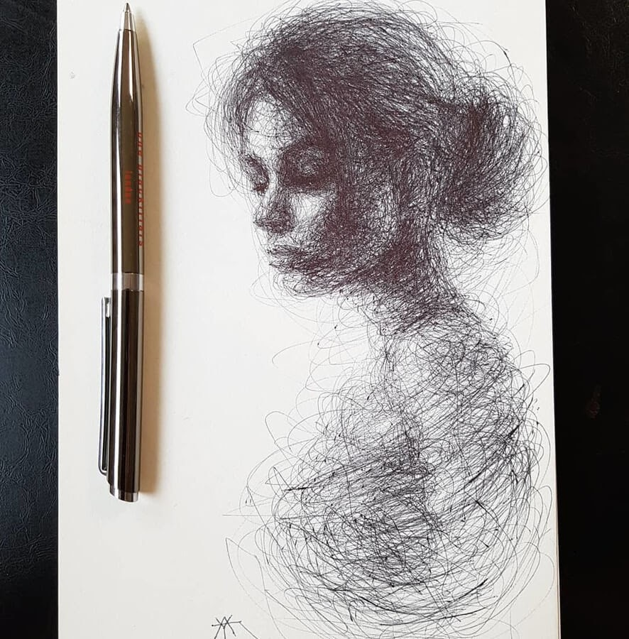 01-LY-Ahmet-Scribble-Portraits-www-designstack-co