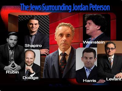 They Surrounding Jordan Peterson
