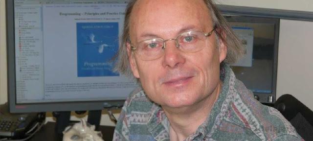 Biografi Bjarne Stroustrup Pencipta C++ - Belajar C++