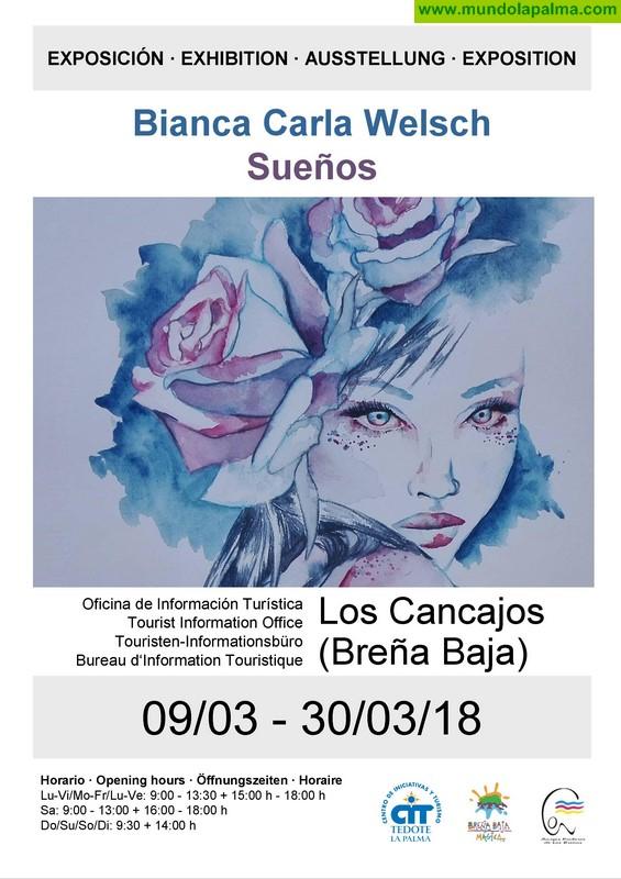 """LOS CANCAJOS: exposición de acuarelas """"Sueños"""""""