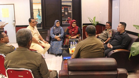 Diharapkan Jadi Sahabat Masyarakat, Elly Thrisyanti Minta Satpol PP Buka Layanan Call Center