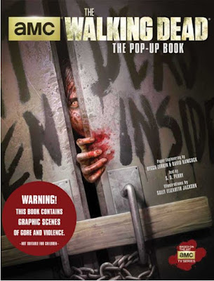 The Walking Dead Pop Up Book
