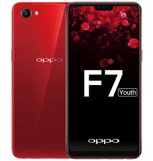 Cara Flash Oppo F7 Youth CPH1859 via SD carD