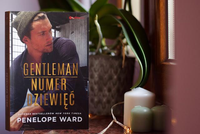 """Penelope Ward - ,,Gentleman numer dziewięć"""" (recenzja)"""