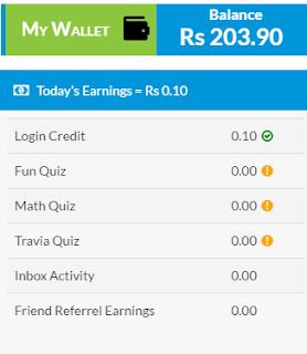 proof of free recharge websites