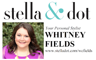 Whitney Fields, Stella & Dot Stylist